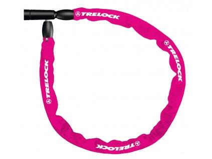 TRELOCK - zámek BC 115/60/4 pink