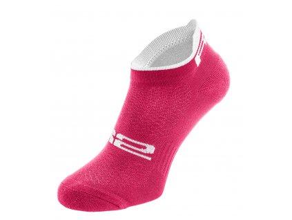 R2 - ponožky TOUR růžová