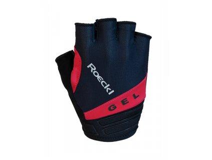 ROECKL - rukavice Itamos black/red
