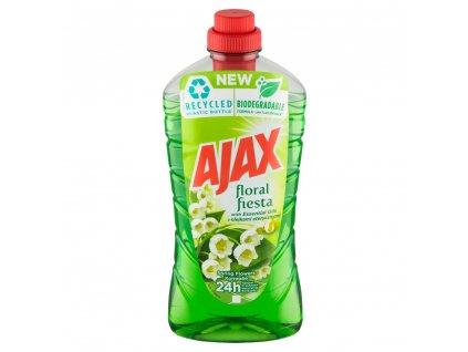 Ajax Floral Fiesta univerzální čisticí prostředek s vůní konvalinek 1 l