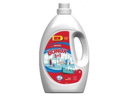 Bonux White prací gel Polar Ice Fresh, 60+5 praní 3,575 l