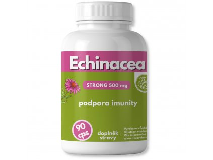 Zdravýkoš Echinacea STRONG 500mg 90cps