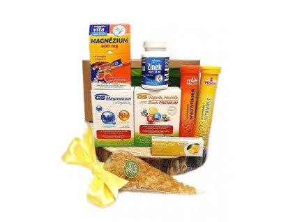 Vitamínový balíček se Zinkem