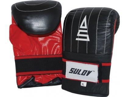Box rukavice pytlovky SULOV kožené, pár