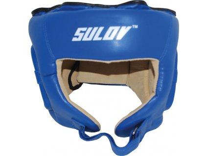Chránič hlavy otevřený SULOV DX, modrý