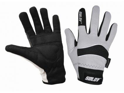Zimní rukavice SULOV, bílé