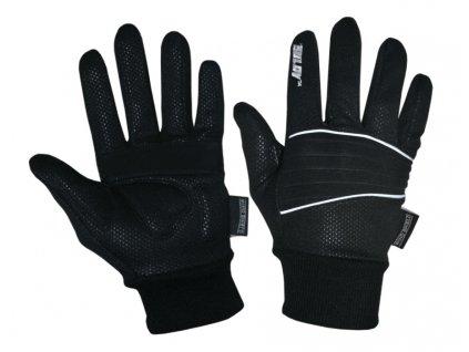 Zimní rukavice SULOV, černé
