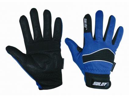 Zimní rukavice SULOV, modré