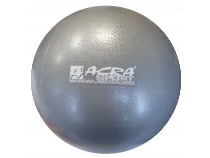 Acra ACRA Overball 20 cm stříbrná