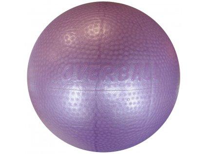 Acra ACRA Míč Overball Itálie 23 cm fialový fialová