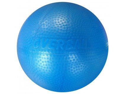 Acra ACRA Míč Overball Itálie 23 cm modrý modrá