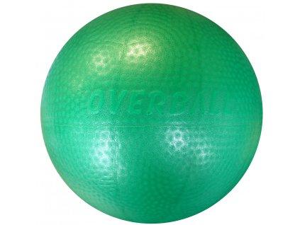 Acra ACRA Míč Overball Itálie 23 cm zelený zelená