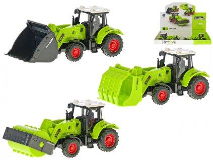 Traktor 15-16cm na setrvačník 3druhy 8ks v DBX
