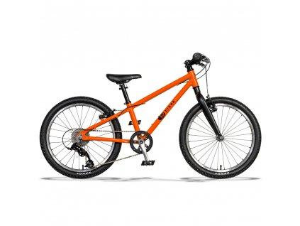 KUBIKES - dětské kolo 20L MTB oranžová