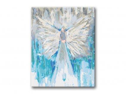 Malování podle čísel - ANDĚLÉ OD LENKY - LOVE ANGEL