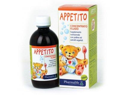 Appetito roztok při problémech s trávením - 200 ml