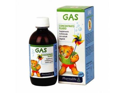 Gas roztok při nadýmání - 200 ml