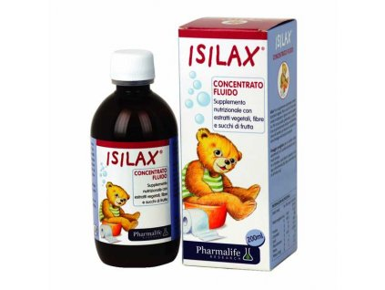 Isilax roztok při zácpě - 200 ml
