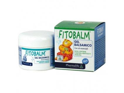 Fitobalm gel pro přirozené dýchání - 50 ml