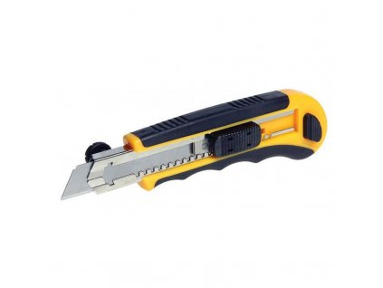 Pogumovaný odlamovací nůž