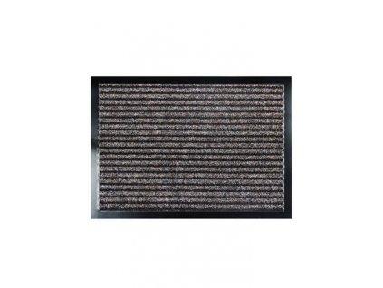 Vifloor - rohožky Rohožka Sheffield světle hnědá 60 - 40x60 cm
