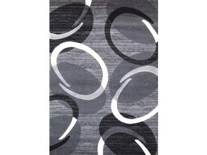 Spoltex koberce Liberec Kusový koberec Florida grey 9828 - 80x150 cm