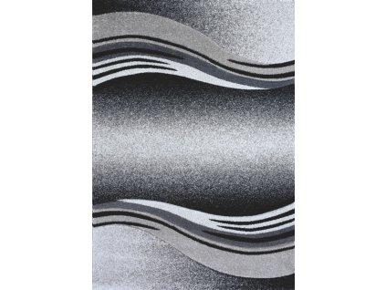 Spoltex koberce Liberec Šedý kusový koberec Enigma grey 9358 - 80x150 cm