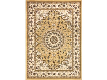 Spoltex koberce Liberec Kusový koberec Salyut beige 1566 A - 60x120 cm