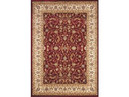 Spoltex koberce Liberec Kusový koberec Salyut red 1579 B - 60x120 cm