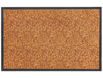 Zala Living - Hanse Home koberce Protiskluzová rohožka Smart 102667 Ocker - 45x75 cm