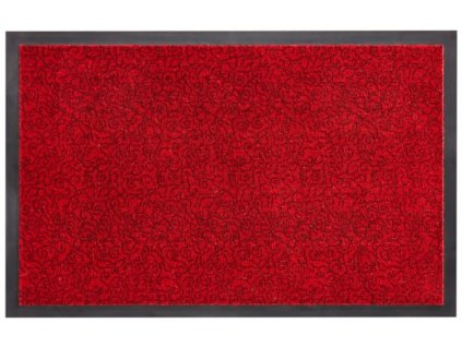 Zala Living - Hanse Home koberce Protiskluzová rohožka Smart 102668 Rot - 45x75 cm