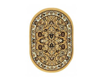 Sintelon koberce Kusový koberec Teheran Practica 59/EVE ovál - 160x230 cm