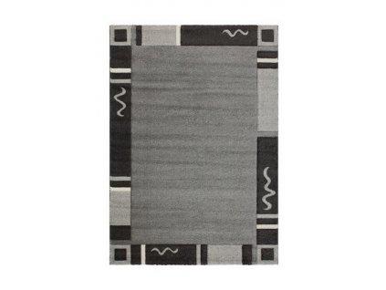 Lalee koberce Kusový koberec Havanna HAV 401 Silver - 80x150 cm