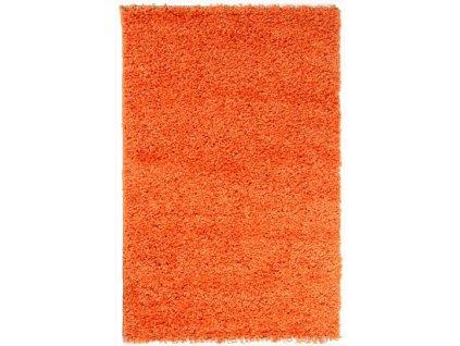 Ayyildiz koberce Kusový koberec Life Shaggy 1500 orange - 80x150 cm