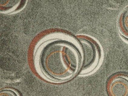 Metrážový koberec Drops 92 - Rozměr na míru bez obšití cm
