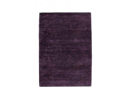 Obsession koberce AKCE: 120x170 cm Ručně tkaný kusový koberec BELUGA 520 MAUVE-NATURLINE - 120x170 cm