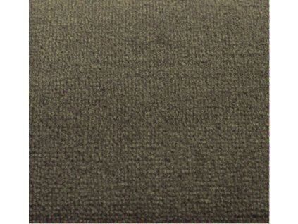 Vorwerk Metrážový koberec Bingo 7E59 tmavě hnědošedá - Rozměr na míru bez obšití cm