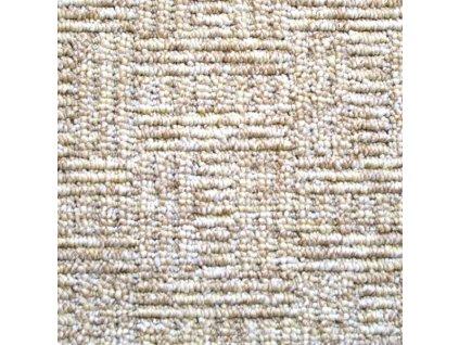 Timzo Metrážový koberec Loft 12 světle béžový - Rozměr na míru bez obšití cm