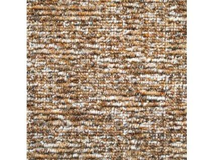 Timzo Metrážový koberec Loft 15 hnědo-béžový - Rozměr na míru bez obšití cm