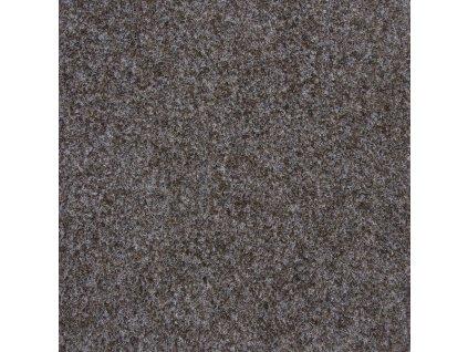 Metrážový koberec Rolex 0306 tmavě hnědá - Rozměr na míru bez obšití cm