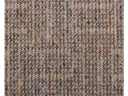 Metrážový koberec Zaragoza 1618 koňak - Rozměr na míru bez obšití cm