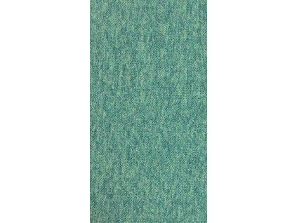 Metrážový koberec Basalt 51876 tmavě zelený - Rozměr na míru bez obšití cm