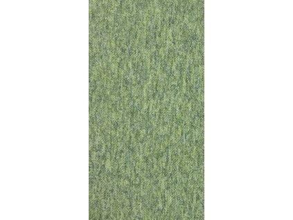 Metrážový koberec Basalt 51870 zelený - Rozměr na míru bez obšití cm