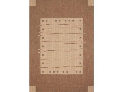 Spoltex koberce Liberec Kusový koberec KERALA DECORA 514-75 - 80x150 cm