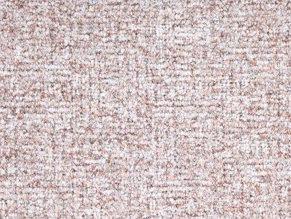 Metrážový koberec Optik 14 Hnědý - Rozměr na míru bez obšití cm