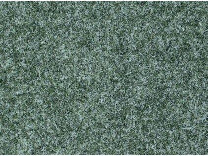 Metrážový koberec Lindau 20 Zelený - Rozměr na míru bez obšití cm