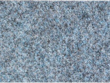 Metrážový koberec Lindau 30 Světle Modrý - Rozměr na míru bez obšití cm