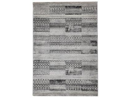 Medipa (Merinos) koberce Kusový koberec Milano 1458/95 Grey - 80x150 cm