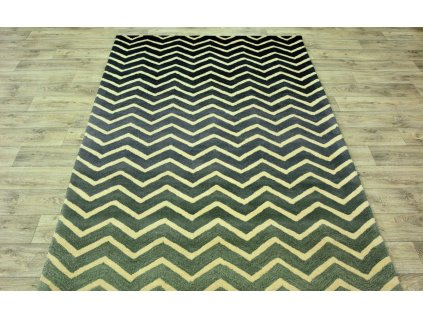 Dream Home Carpets India koberce Ručně vyrobený kusový koberec Indie 45 - 150x230 cm