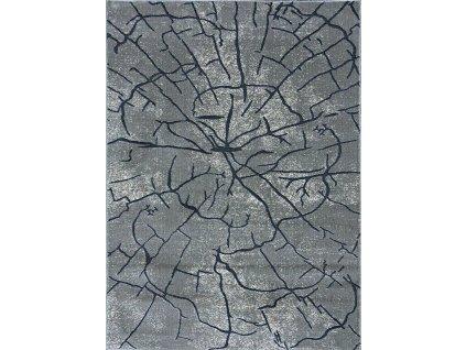 Berfin Dywany Kusový koberec Zara 8096 Grey - 80x150 cm